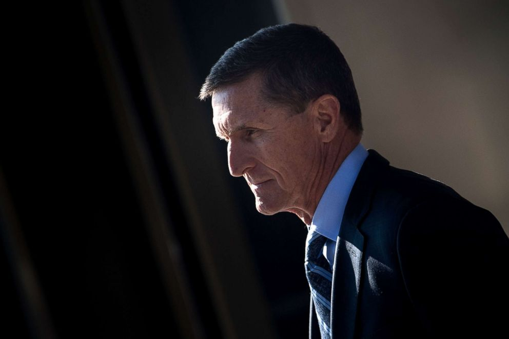 Michael Flynn's business partners charged with illegal lobbying for Turkey