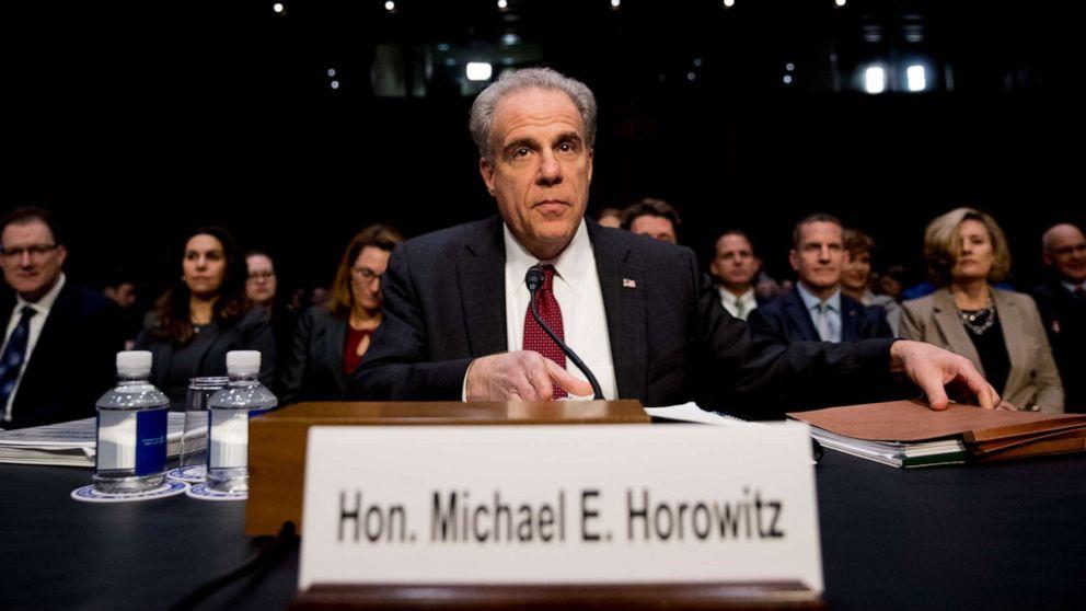 DOJ watchdog verteidigt Russland-Untersuchungsbericht gegen AG Barr ' s Kritik