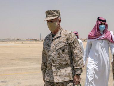Kehadiran kekuatan pertahanan AS telah menghalangi serangan Iran di Arab Saudi: Sudah lama ada thumbnail