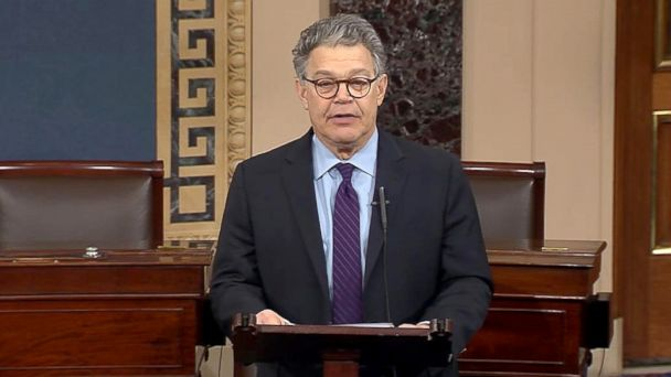 ANALYSIS: In Franken's withdrawal, a challenge to Republicans