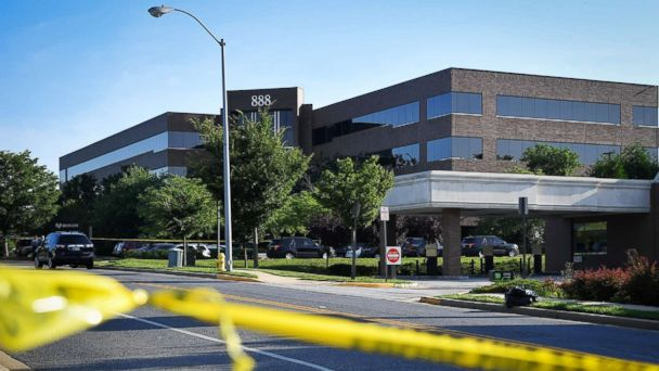 Capital Gazette targeted in mass shooting 'won't forget being called an enemy of the people'