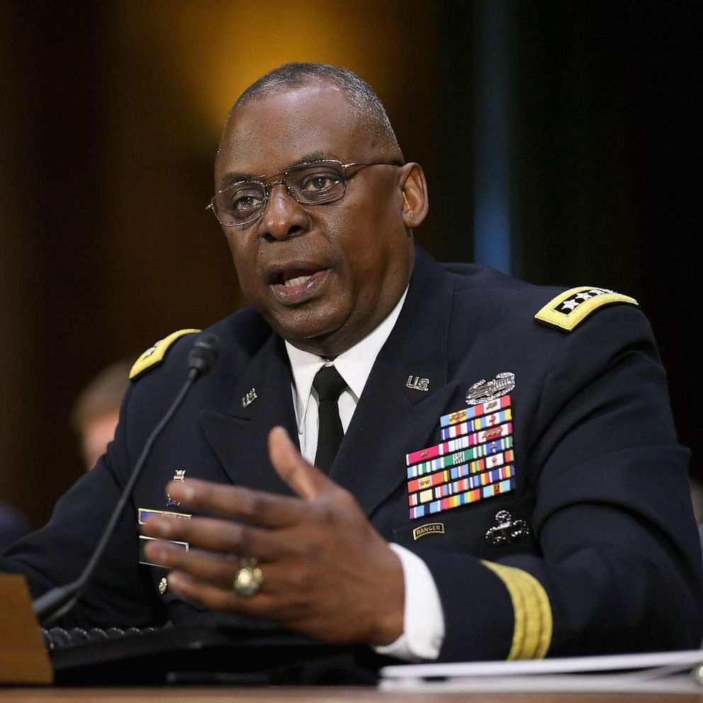 Retired Army Gen Lloyd Austin Is Biden S Pick For Defense Secretary Sources Abc News