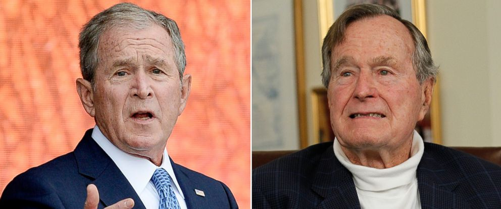 essays on george w bush More than any other leader portrayed in this book save eisenhower, bush based his three campaigns for the presidency less on issues and ideology than on his persona as a leader of experience and.