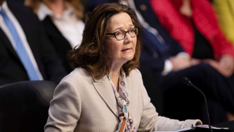 Gina Haspel wins approval from Senate Intel Committee