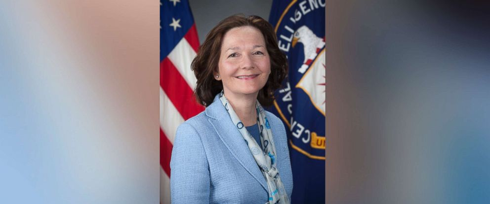 PHOTO: Gina Haspel is pictured here in an undated file photo.