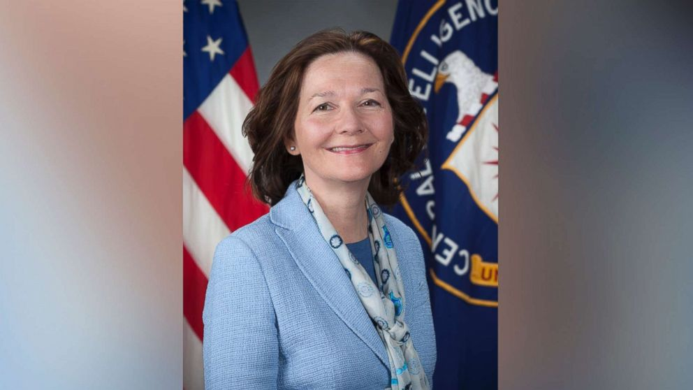Gina Haspel is pictured here in an undated file photo.