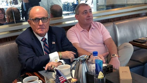Individuals tied to Giuliani probe to appear before judge in NY court