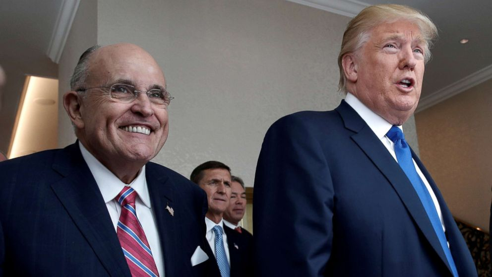 Image result for Giuliani Files Impeachment Papers For Pelosi on Behalf of the White House