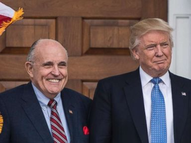 Giuliani says 'parking tickets and jaywalking' all that's left for investigators   ABC News