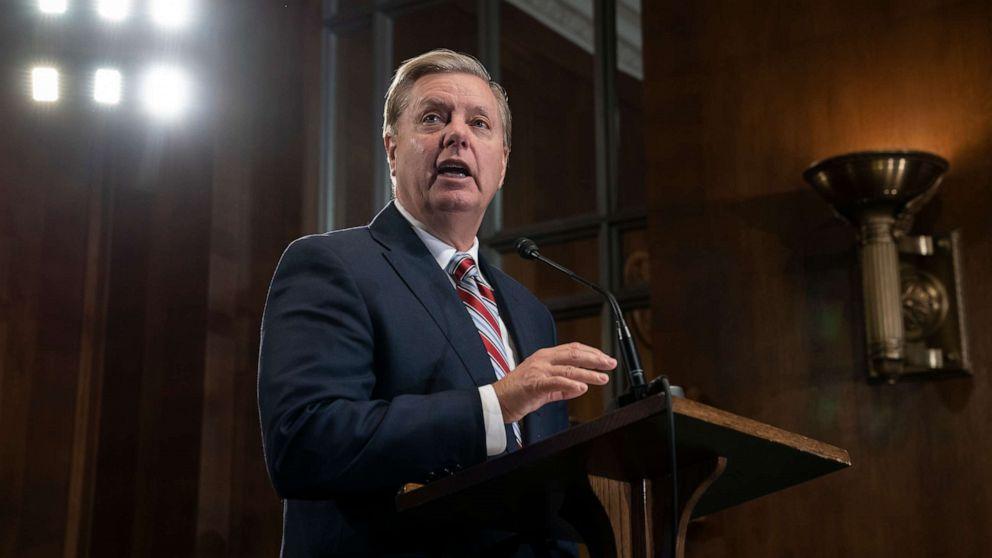 Graham releases immigration proposal to stop 'humanitarian crisis' at the border thumbnail