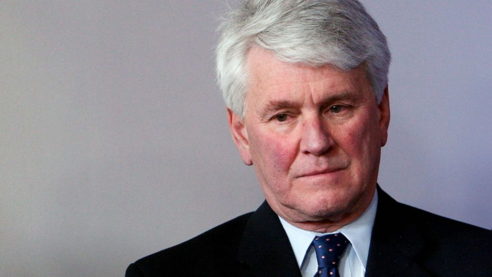 Former Obama counsel Gregory Craig indicted for lying to special counsel