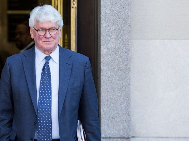 'When you're in a hole, stop digging': Clinton lawyer Greg Craig to President Trump