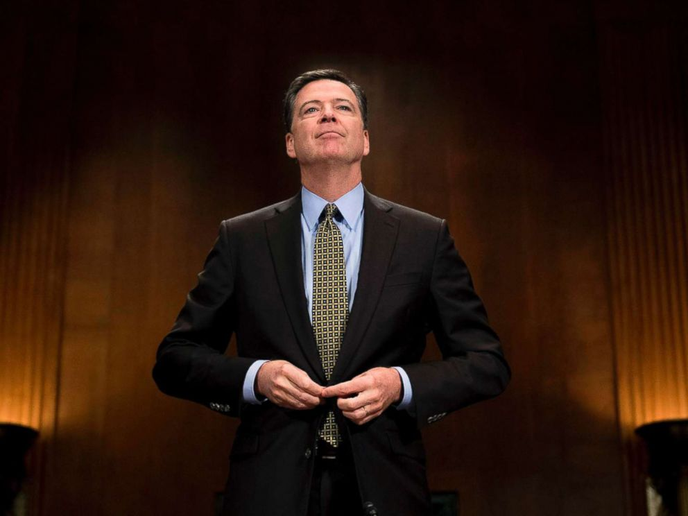 Comey wins guarantee Congressional testimony will be made public