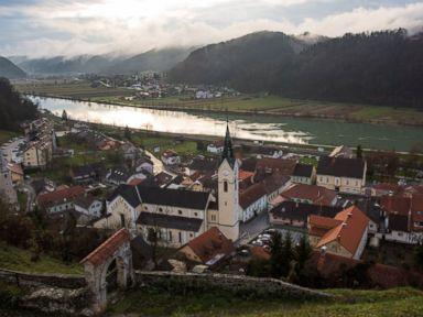 PHOTO: Melania Trumps Hometown in Slovenia