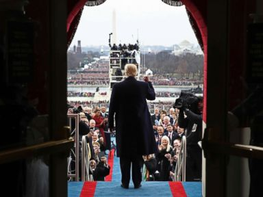 President Trump's inaugural fund spent lavishly at his DC hotel, new docs show