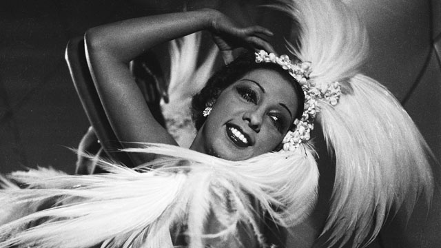 PHOTO: Josephine Baker (1906-1975), American artist of music-hall.
