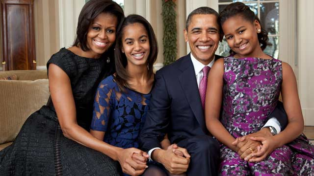 PHOTO: First Family