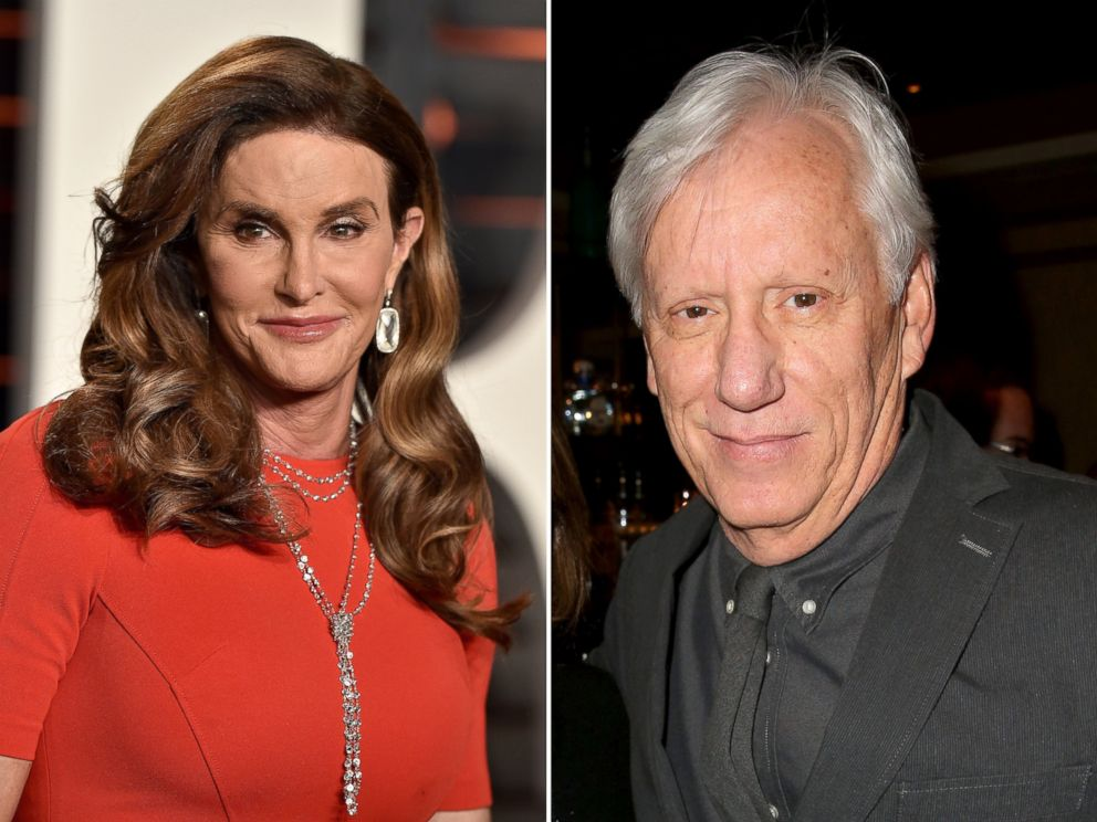 PHOTO: Caitlyn Jenner attends a party in Beverly Hills, Calif., Feb. 28, 2016 and James Woods appears in Beverly Hills, Calif. on Jan. 8, 2016.