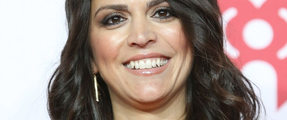 PHOTO: Cecily Strong attends a music festival at MGM Grand Resort and Casino on Sept. 19, 2014 in Las Vegas.