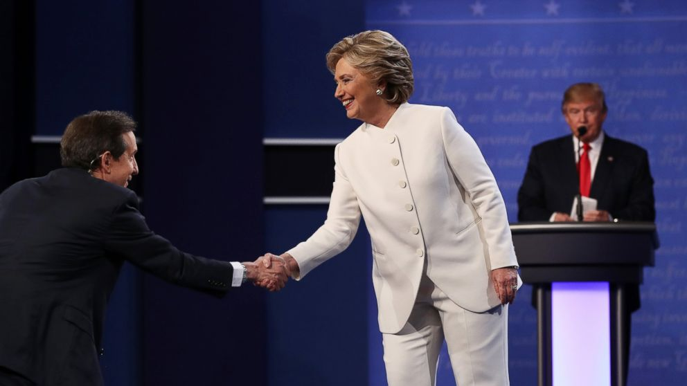third presidential debate 7 moments that mattered abc news