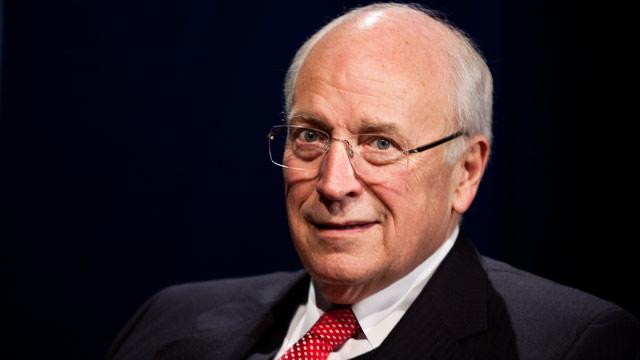 PHOTO: Dick Cheney