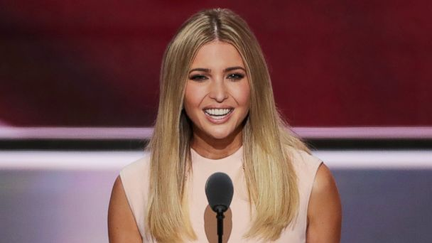 Ivanka Trump Introduces Her Father Donald at the RNC: He Is 'the People's Champion'