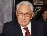 PHOTO: Former Secretary of State, Dr. Henry A. Kissinger, was admitted to New York - Presbyterian/Weill Cornell Medical Center for observation after a fall at his home on March 5, 2013.
