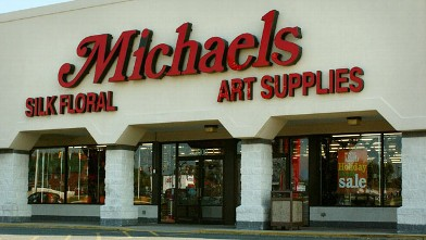 PHOTO: A Michael's Craft Store is seen in Fredricksburg, Virgina.