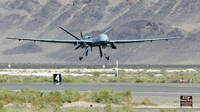 Pentagon Fewer Soldiers More Drones Will Save Money