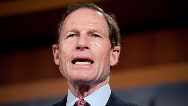 PHOTO: Richard Blumenthal
