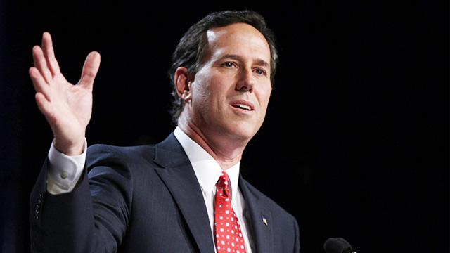 PHOTO: Rick Santorum