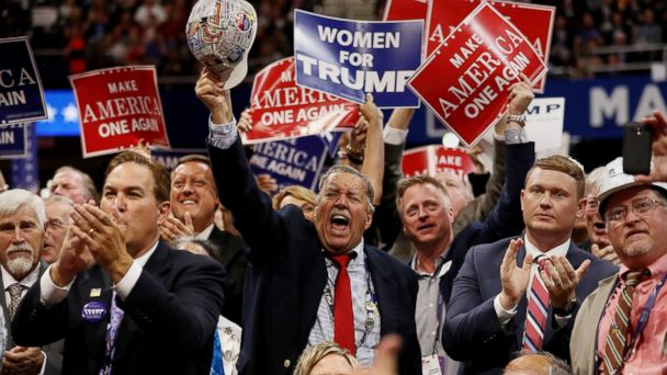 10 Moments That Mattered at the Republican National Convention