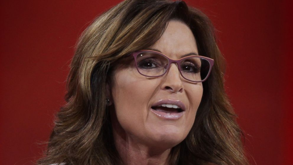 Sarah palin suggests arrested son track suffers from ptsd abc news thecheapjerseys Choice Image