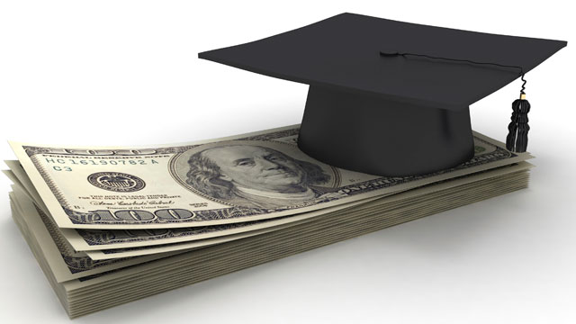 PHOTO: New student loans debts increase if Congress fails to stop the July 1st doubling of interest rates on Stafford student loans.