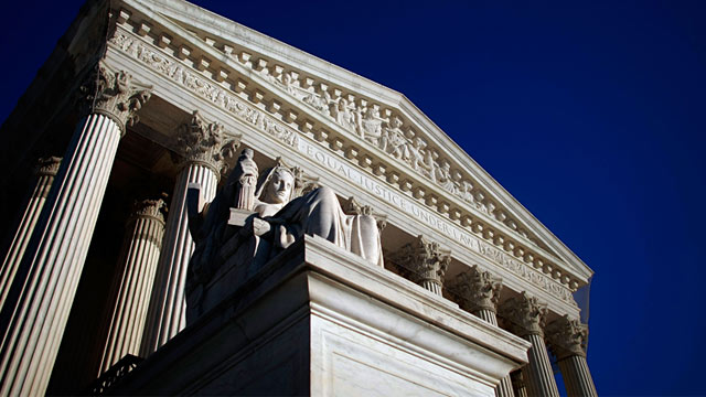 PHOTO: U.S. Supreme Court building