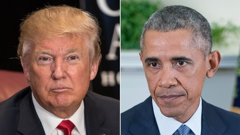 Obama Takes A Swipe At Donald Trump With America S Pretty Darn Great Right Now Abc News