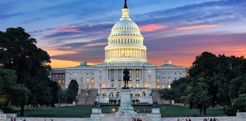 PHOTO: U.S. Capitol building