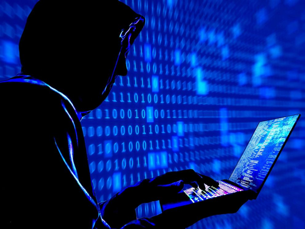 PHOTO: A silhouette of a hacker is pictured in this undated stock photo.
