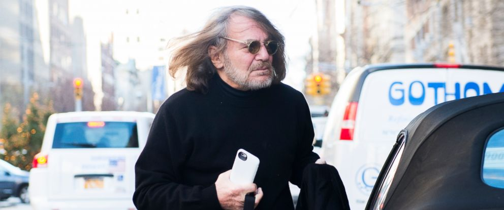 PHOTO: Dr. Harold Bornstein, personal physician to Donald Trump arrives at his office at 101 East 78th street, Dec. 15, 2015.