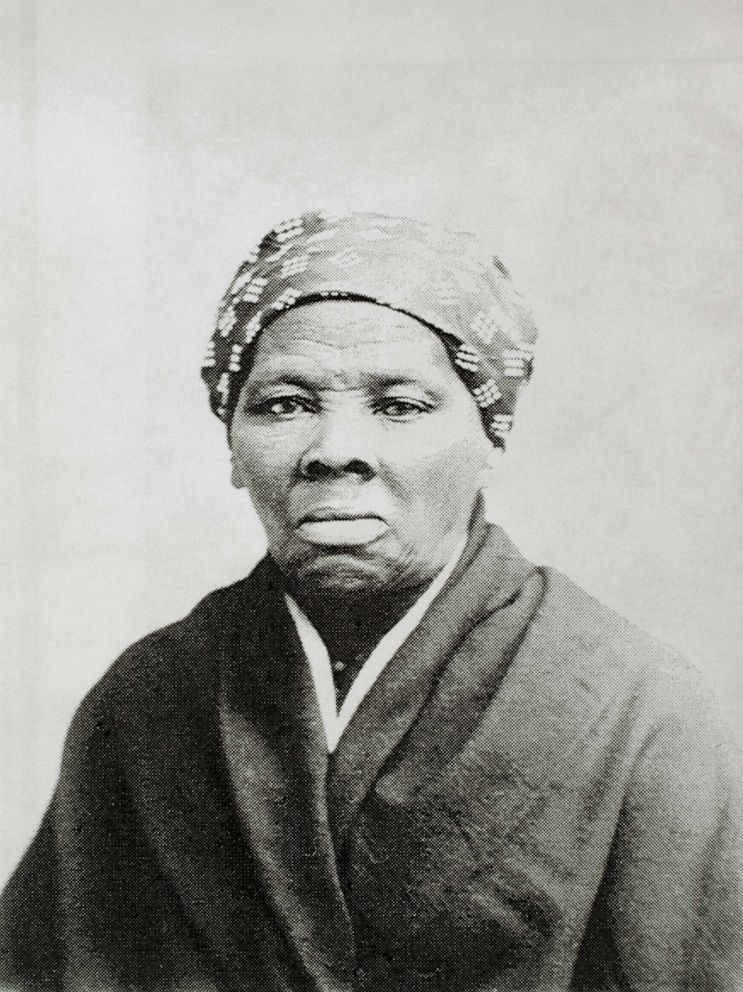 PHOTO: Shown is a portrait of Harriet Tubman circa 1885.