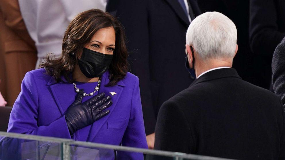 Kamala Harris set to make history as 1st woman of color to be vice president