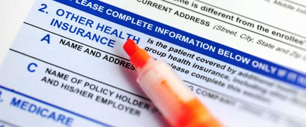 PHOTO: health insurance