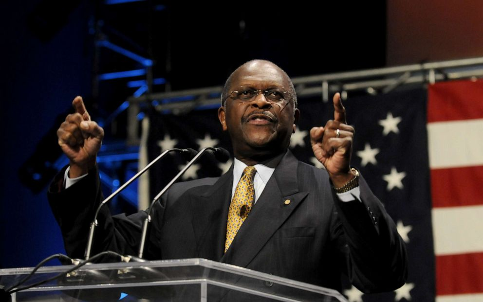 Trump Picks Former Presidential Candidate Herman Cain for Fed Board