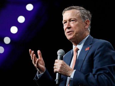 John Hickenlooper joins crowded Senate race in Colorado