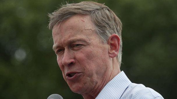 John Hickenlooper ends 2020 White House bid