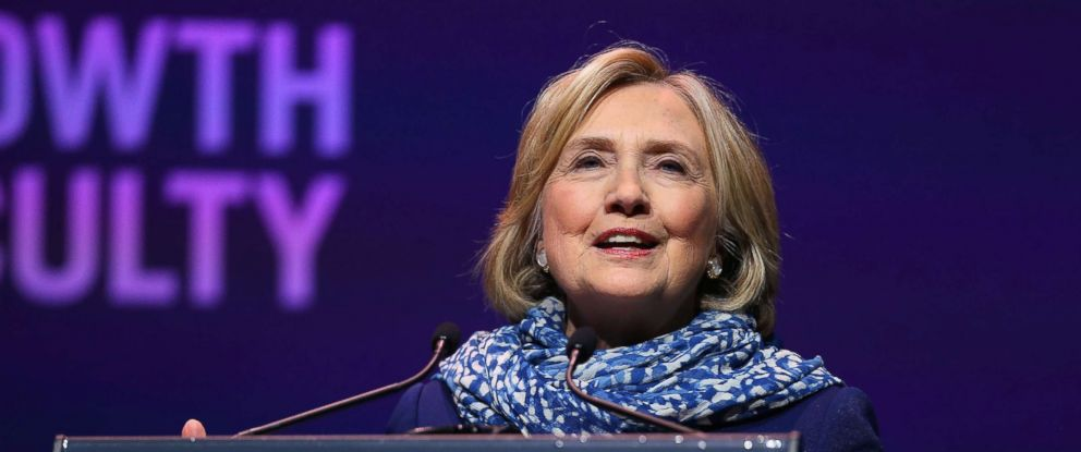hillary clinton s security clearance withdrawn at her request abc news
