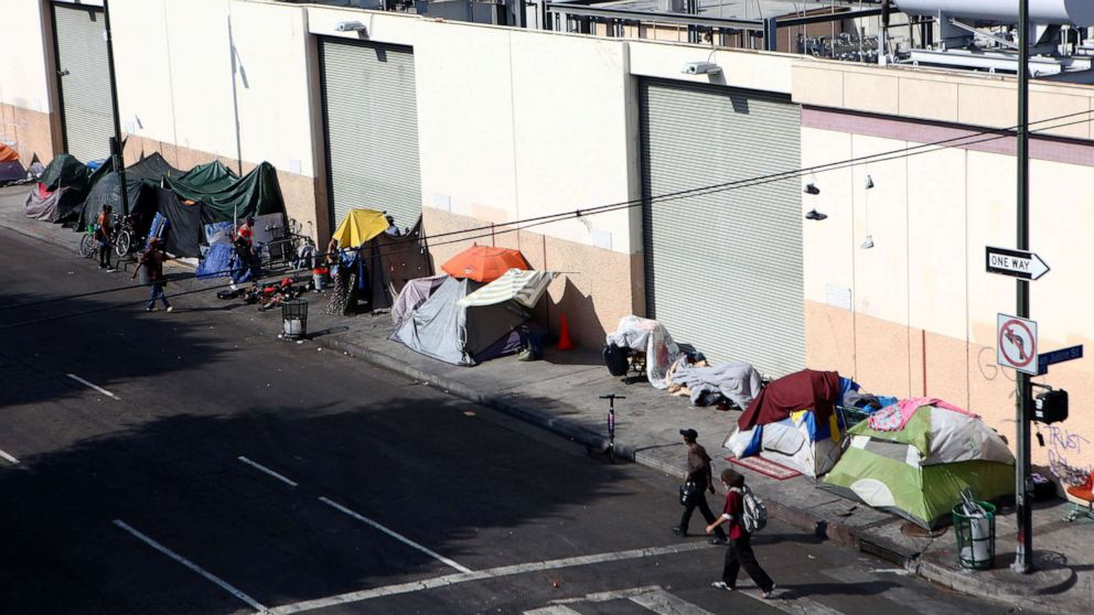 Trump, Carson reject California's request for federal help on homelessness