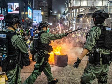 US certifies Hong Kong has lost its autonomy to China, endangering its special status