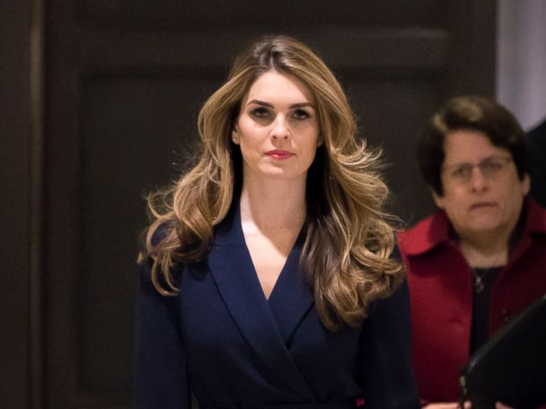 RNC paid half a million to law firm representing Hope Hicks in Russia probe