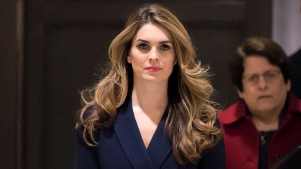 Hope Hicks has agreed to testify before House committee on Mueller probe